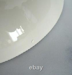 12PC ROYAL STAFFORD Dinner Salad Plates Soup Cereal Bowls Blue Willow RARE BLACK