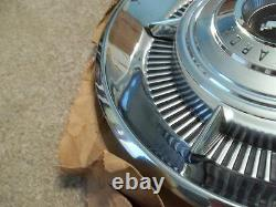 1960 Chrysler Imperial LeBaron NOS New Old Stock Hubcap Hub Cap Extremely Rare