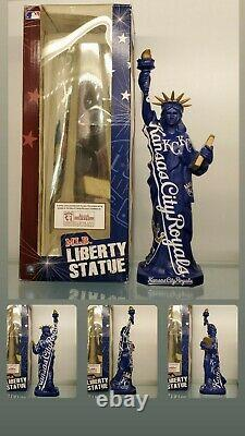 2008 MLB All-Star Kansas City Royals Statue Of Liberty Forever Collectibles Rare