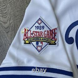 Authentic Mitchell and Ness 1989 Kansas City Royals Bo Jackson Jersey 44/L RARE