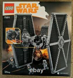 Brand New LEGO Star Wars (75211) Imperial Tie Fighter Retired Set Rare 519 Pcs