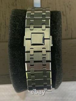 Casio G-Shock GMA-S2100 Steel Casioak Mini Rare Pink Watch AP Royal Oak Mod