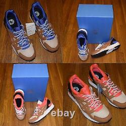 Concepts X Asics Gel Lyte V MIX & Match Pack Limited Rare Free Shipping Ds