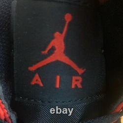 DS Air Jordan 1 Retro High Rare Air Max Orange/ Black sz 10.5 Bred Royal Shadow