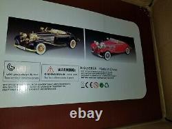 Did 1/6 Scale Royal Classic wwii german Car Remote Control Vehicle Black rare mi