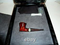 Dunhil pipe imperial pagoda amber root. Very rare. Ltd 0f 100