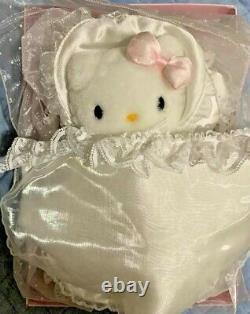 Hello Kitty Baby Kitty Royal baby 2001 Plush doll SANRIO From JAPAN RARE