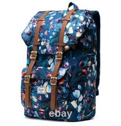 Herschel Supply Little America Royal Hoffman Backpack Rare Retired Pattern