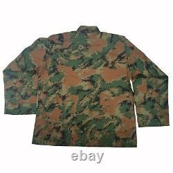 Jordanian Royal Guard KA2 Woodland Digital Camouflage Military Rare Uniform