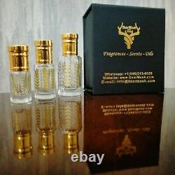 King Royal Vintage Kinam (QiNam) 50 Years Old Aged Oud 3ml Extremely RARE