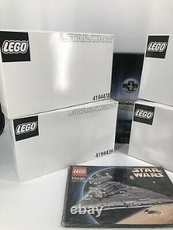 LEGO 10030 Star Wars Imperial Star Destroyer Ultimate Collectors Series NEW Rare