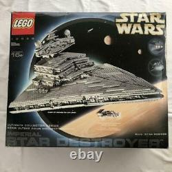 LEGO Star Wars Imperial Star Destroyer (10030)RARE Discontinued from Japan new