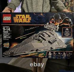 Lego Star Wars Imperial Star Destroyer (75055) Rare Brand New Never Opened