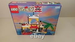 Lego System Piraten Imperial Outpost 6263 Neu/OVP new rare