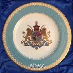 Look Spode Imperial plates of Persia RARE (made in UK)