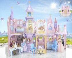 Mattel Barbie Princess & The Pauper Royal Musical Palace New In Box Rare