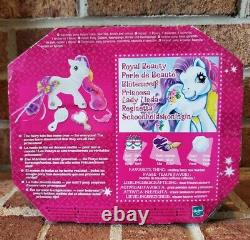 My Little Pony G3 Royal Beauty UK Exclusive Ultra Rare 2006 Super Long Hair