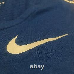 NIKE BREATHE OREGON PROJECT Running Singlet Royal Blue Reflective Spellout Rare