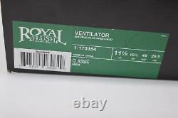 New Reebok Ventilator Royal Flush Ten of Spades White/Black/Green Rare Pump 11.5