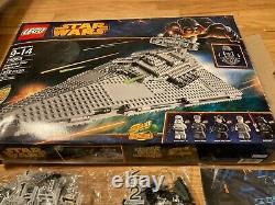 New & Sealed bags LEGO Star Wars Imperial Star Destroyer 75055 Retired RARE