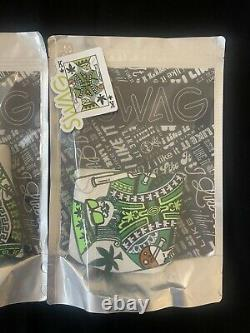 New Swag Golf ROYAL HIGHNESS 420 MALLET SET King Queen IN HAND RARE