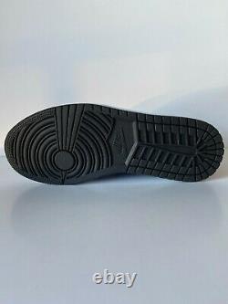 Nike Air Jordan 1 Low'Game Royal Black' Men's Shoes RARE 553558-124