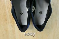 Nike Air Jordan 1 Retro Low OG Black Varsity Royal 705329-004 Size 10.5 RARE I