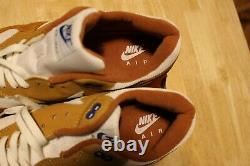 Nike Air Max 1 Curry White Royal 306295 711 Size 12 DS New 2003 Pro B co. Jp Rare