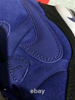 Nike Air Max Uptempo 95 Rare Royal Blue Suede Men Size 10.5 Us 311090 400 Pippen