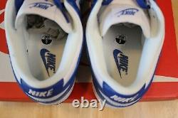 Nike Dunk Low SP Kentucky White Varsity Royal CU1726 100 Size 9 DS New 2020 Rare