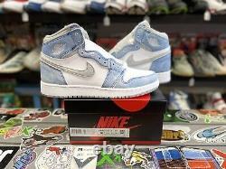 Nike air jordan retro 1 hyper royal size 6.5 vintage vtg authentic rare new ds