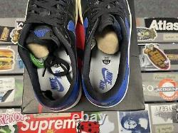 Nike air jordan retro 1 low royal size 10.5 vintage vtg authentic rare 2015 new