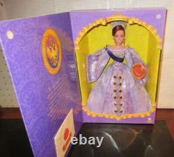 Nrfb Barbie Anastasia Her Imperial Highness Doll 1997 Galoob Rare Htf #23010