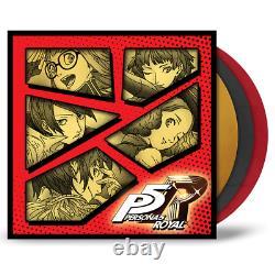 Persona 5 Royal 3xLP Vinyl Soundtrack Sold Out RARE