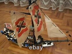 RARE 1992 LEGO 6271 IMPERIAL FLAGSHIP COMPLETE With INSTRUCTIONS