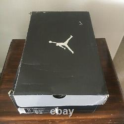 RARE 2006 Air Jordan 5 Retro White/Sport Royal-Stealth 136027-142 DS Size 11