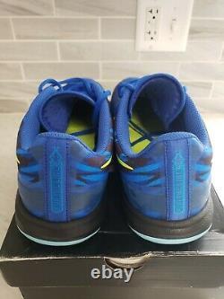 RARE Brand New Nike KB Kobe Bryant Mentality Royal Blue Volt Size 12