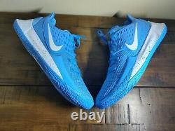 RARE COLOR Nike Kyrie Low 2 TB Game University Blue Basketball Sz 15 CN9827 402