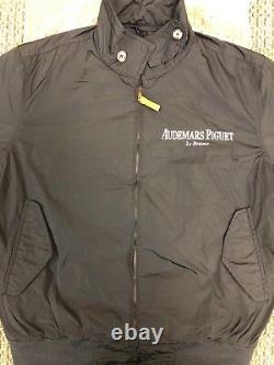 RARE! NEW With Tags Audemars Piguet AP Royal Oak VIP Bomber JACKET BY BREUER Golf
