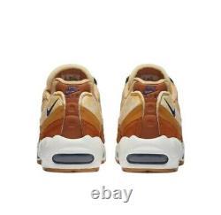 RARE! Nike Air Max 95 SE'Twine Tawny Royal' Sail CU1560 700 Men's Size 13