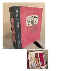 RARE VINTAGE Victoria's SECRET ROYAL ACADEMY OF PINK FRAGRANCE MIST SET 3PCS NEW
