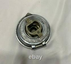 RARE! Vintage 30s Original ROYAL Locking RADIATOR CAP Franklin Die Casting USA