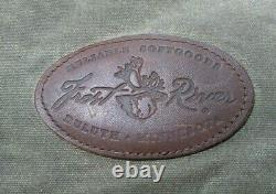 RARE stunning Frost River Isle Royale Backpack