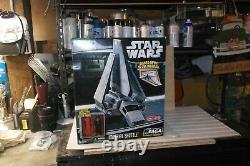 Rare 2006 Target Exclusive Hasbro Star Wars Imperial Shuttle Saga Collection NIB