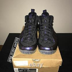 Rare 2009 Nike Air Foamposite One Eggplant Not Royal Copper Jordan 11 XI XII 13