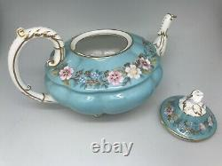 Rare Find Royal Stafford Garland 3Pc. Set Hand-Painted Made in England