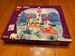 Rare Lego Belville 5850 The Royal Crystal Palace Vintage 2002 Brand New (sealed)