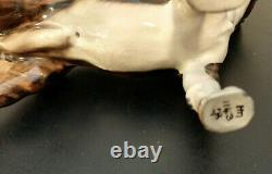 Rare Royal Doulton. Bull Terrier. HN1143. Beautiful