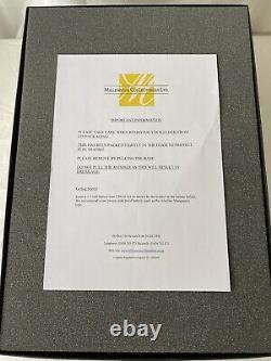 Rare Royal Doulton Guinness 250th Anniversary Clock MCL26 BNIB / NEW