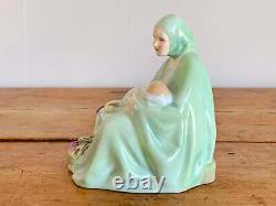 Rare Royal Doulton The Madonna of the Square Figurine HN 2034